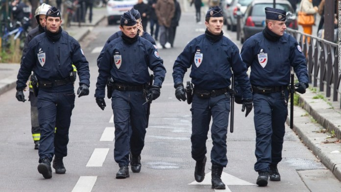 Paris: 4 deputies murdered by knife attack at police hq