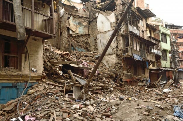 India: Structure breakdowns in Gujarat's Vadodara, many feared trapped