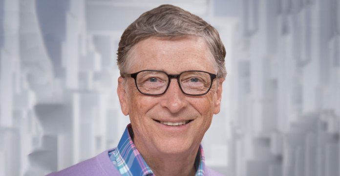 India has the potential for very rapid economic growth, Bill Gates said.