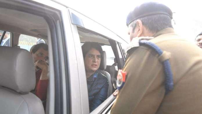 CAA Updates: Rahul & Priyanka Gandhi were stopped entering Meerut by Local Cops