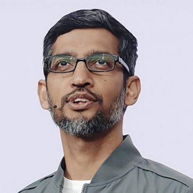 CEO Sundar Pichai will step over as Executive director of the parent group Alphabet