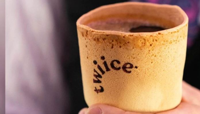 Have the cup after sipping coffee? Air New Zealand to serve refreshments in delicious vanilla cups