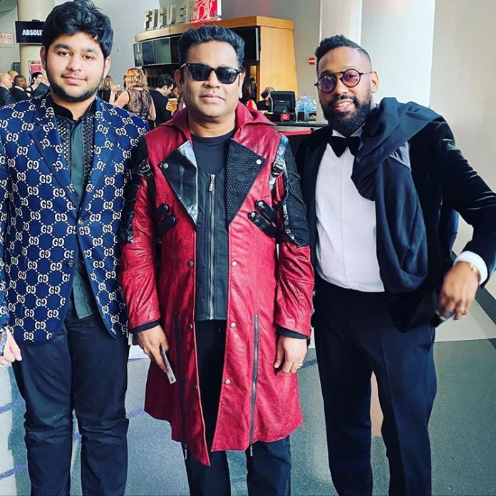 AR Rahman posts finest moments from Grammys 2020