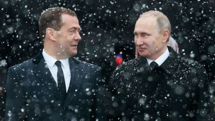Report: Russian Prime Minister submits his resignation to Putin