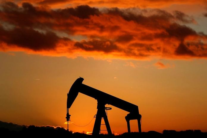 Oil prices edged down and facilitating US-Iran tensions, eyes on China Trade Agreement