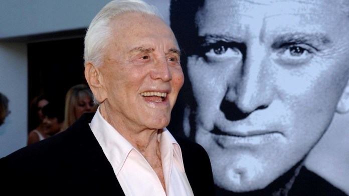 Kirk Douglas, iconic Hollywood Star, passed away