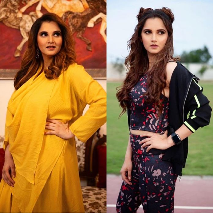 Sania Mirza lose 26 kgs in 4 months is genuinely empowering