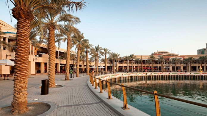 Kuwait: Marina Mall Waves Off Rent For Restaurants And Cafes