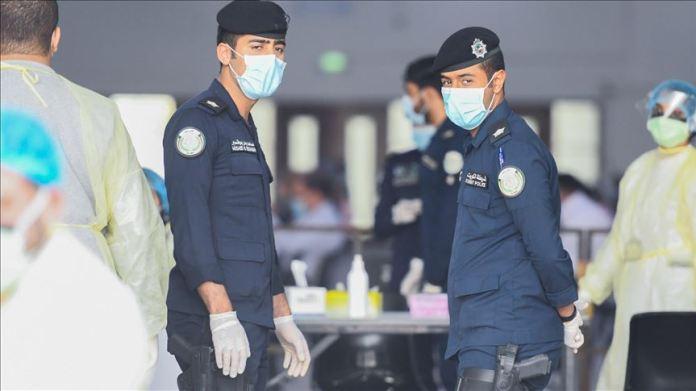 Kuwait Records 55 new cases of coronavirus, Total 910