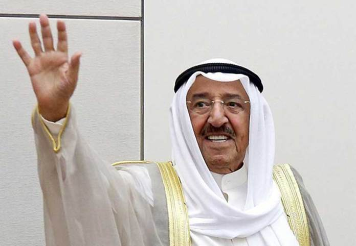 His Highness Amir of Kuwait Addresss Citizens and Expats