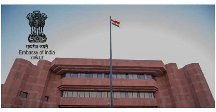 Indian embassy in Kuwait Updates Contact Details For Repatriation Queries