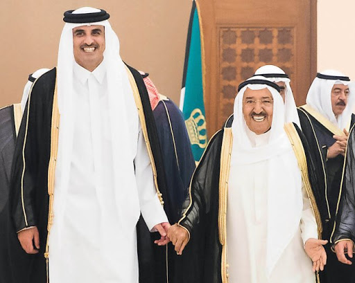 Kuwait Hopes To End Gulf Rift