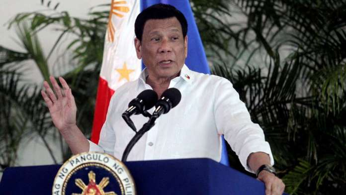 Philippines President takes Russia Covid-19 vaccine offer