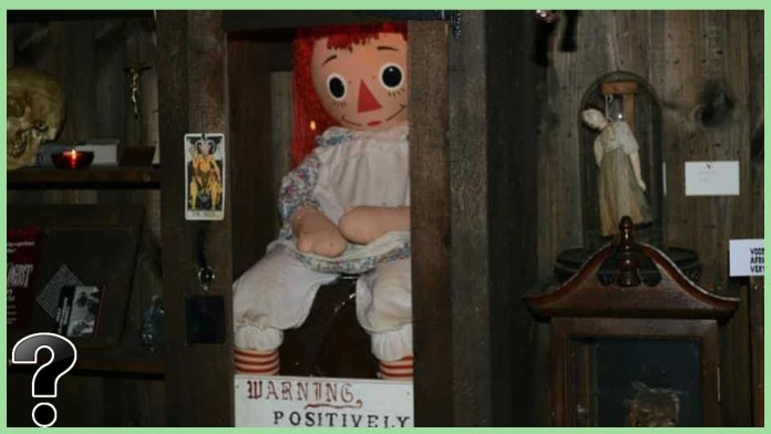 Annabelle the Haunted Doll Has Not Escaped Her Museum Display