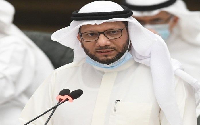 Kuwait Finance Minister warns that the Nation is running out of capital