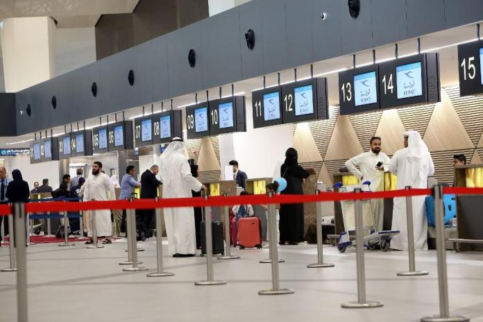 Kuwait: Travel guidelines for commercial flights