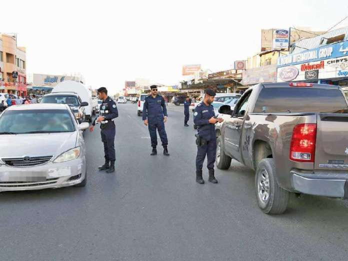 Kuwait: New traffic fines, some raised up to 1000%