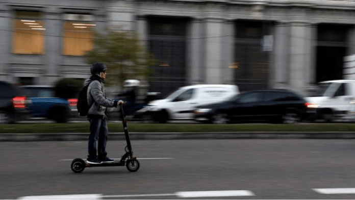 Kuwait: MoI bans use of electric scooters on public roads