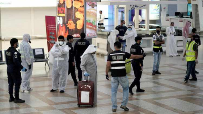 Kuwait: Return of expats from 34 banned countries mulled