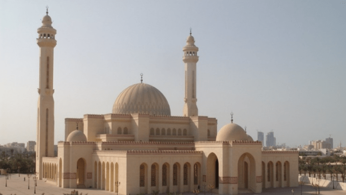 Bahrain reopen mosques for Asr prayer