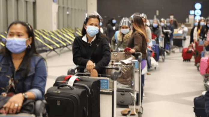 Kuwait: Return of expat domestic workers hits snag