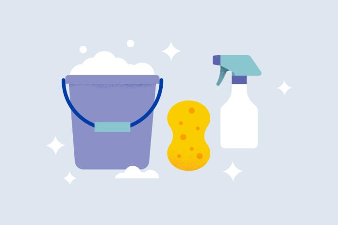 DIY easy homemade disinfectants