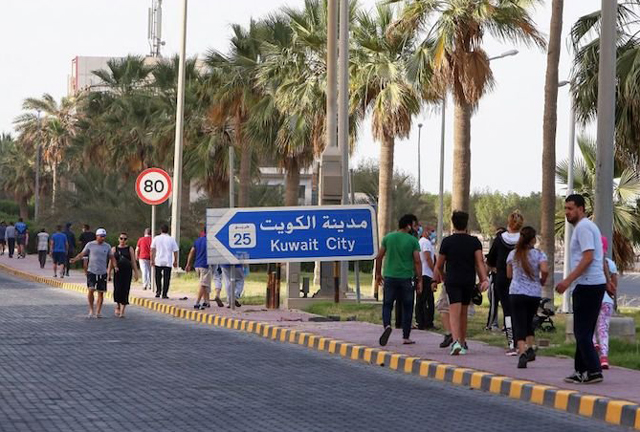 Kuwait Amnesty period for visa violators extended till 31st January