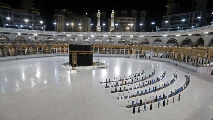 No umrah permits for domestic pilgrims 70 and above in Saudi Arabia