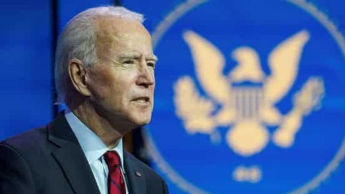 Joe Biden - U.S to have enough vaccines for all adults by May