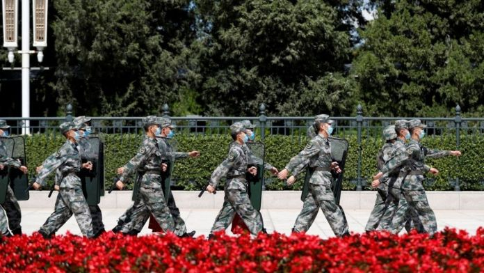 China hikes its defence budget to $209 billion