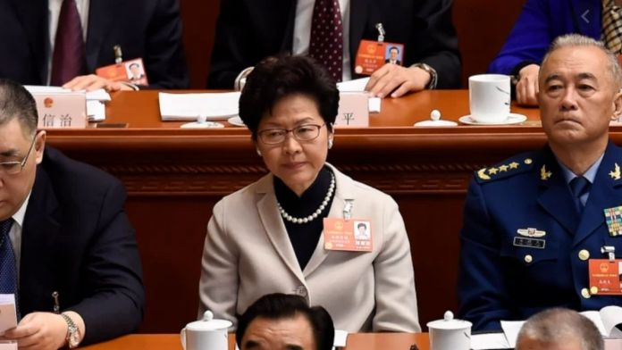 China tightens grip on Hong Kong due to electoral changes