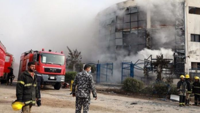 Egypt : Fire at a garment factory kills at least 20