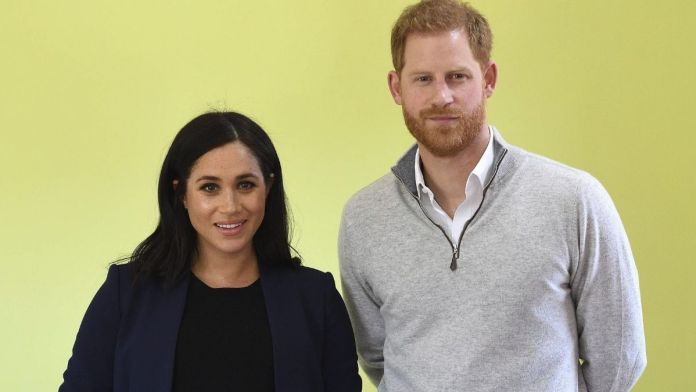 Meghan Markle and Prince Harry announce their Netflix Project