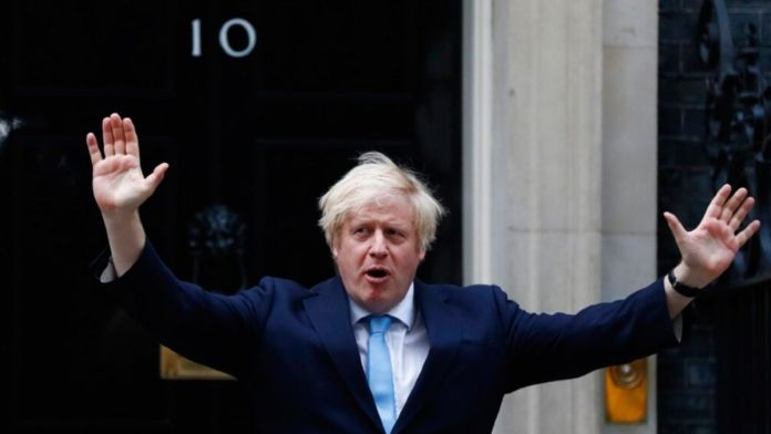 UK - PM Boris Johnson cancels India visit due to Covid19 situation
