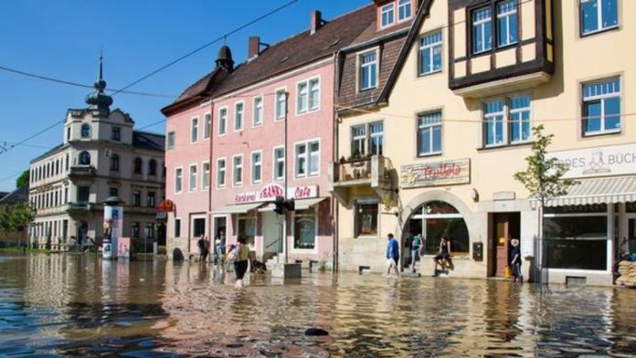 Germany : 4 dead and 30 missing due to severe floods