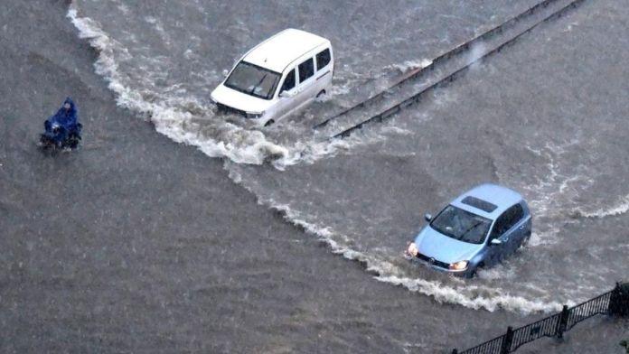 China : 21 dead as torrential rainfall struck Hubei Province