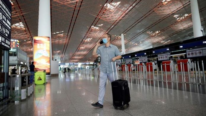 Covid19 : New travel restrictions imposed in Beijing to control the spread of Covid19