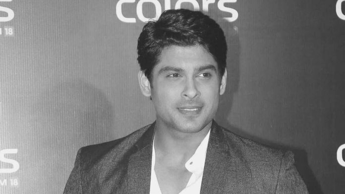 Indian actor Sidharth Shukla dies of heart attack at 40
