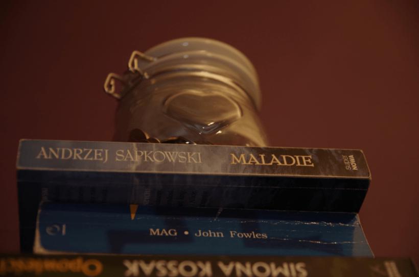 Maladie Andrzeja Sapkowskiego