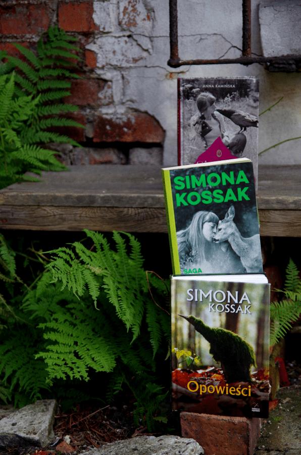 Simona Kossak - Trzy książki