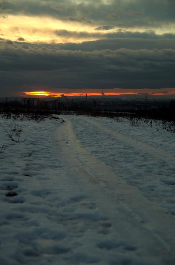 Alpy Wełnowieckie - zimowe