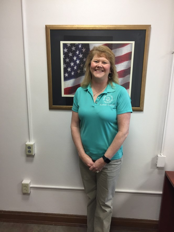 Audrain County Assessor Melissa Maupin