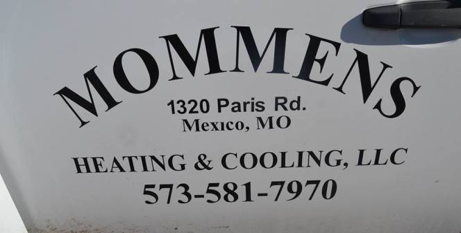 mommens heating and cooling
