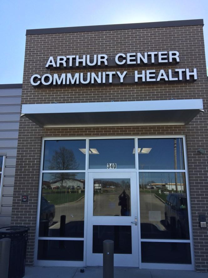 arthur center 2