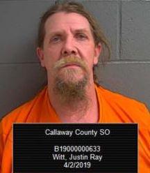 Justin Witt, 47, of Fulton