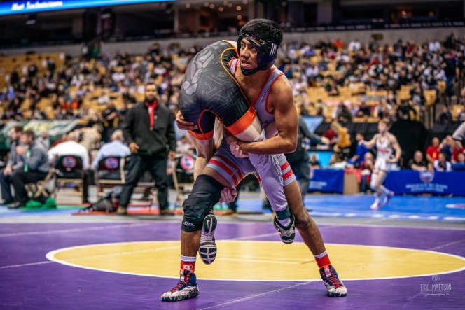 state wrestling final day 2