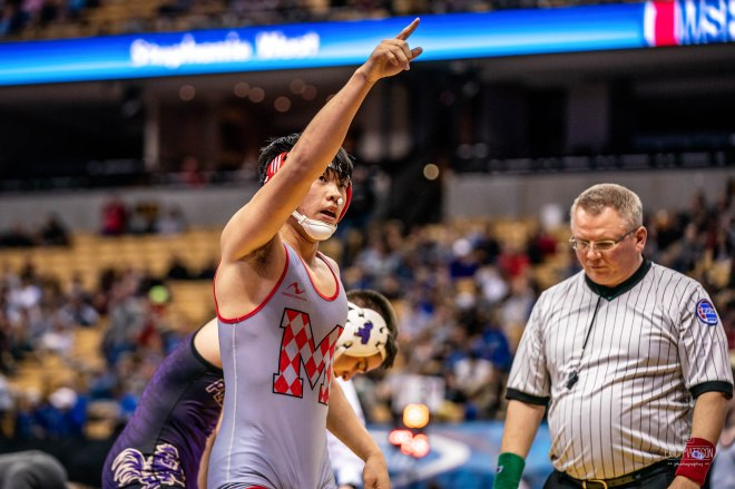 state wrestling final day 6