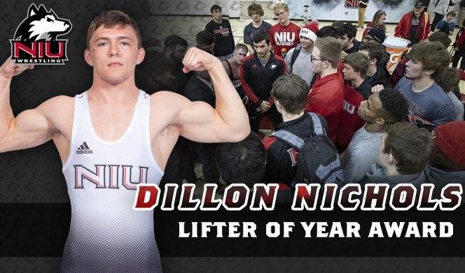 dillon nichols awards