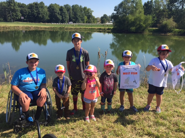 youth fishing clinic 4