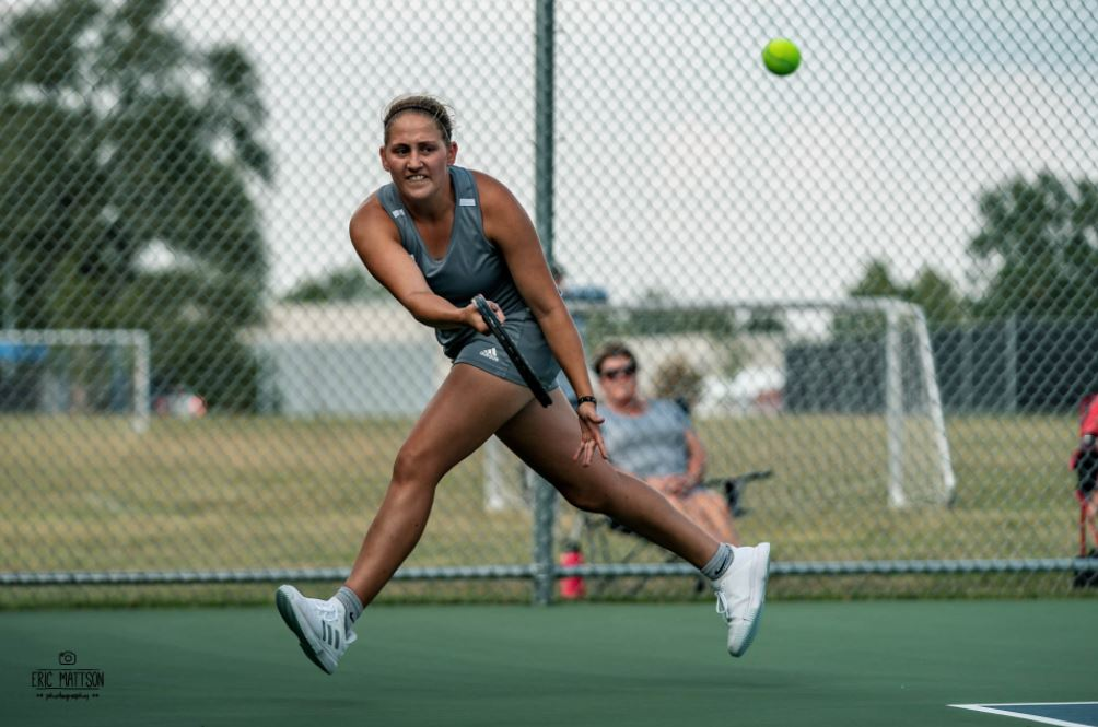 Mexico Girls Tennis Singles Star Shelby Kennemore Advances To Sectionals And Six Players Earn All-District Honors